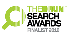 Drum search finalist 2016 logo